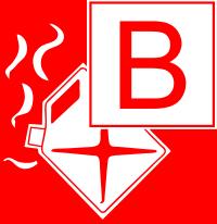 Brandklasse B